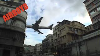 Low Flying Planes Over Hong Kong (1998)