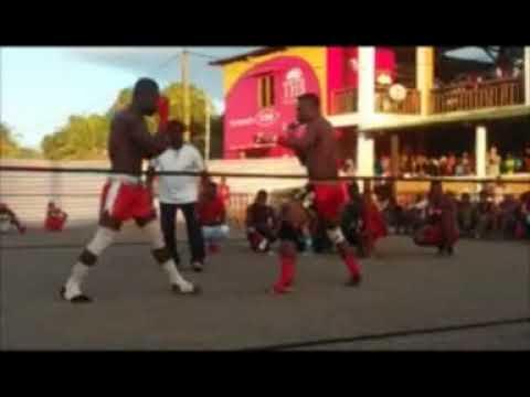 Sahindou boxer Vs Doudou Anjiabe