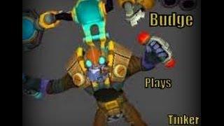 Budge plays Tinker 28-6 - Dota 2 Vol.1