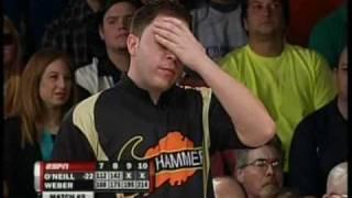 2010 Pete Weber vs Bill O