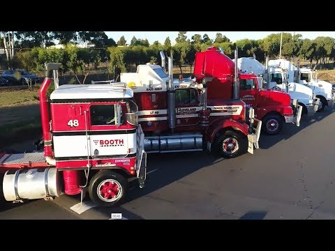 Kenworth T610 and T610SAR Launch