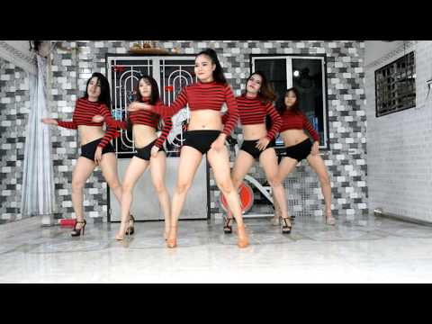 MASK OFF # FUTURE (Marshmello Remix) # SEXY TWERK BASIC - CHOREO by T.V.PHẠM