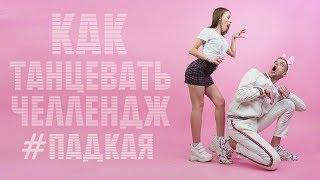Как танцевать челлендж #падкая