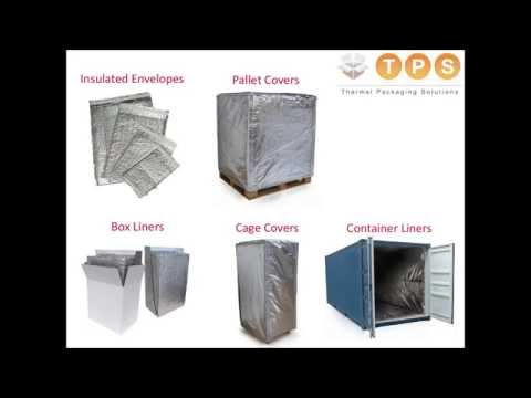 How to keep chilled and frozen food during transportation with foil Insulated envelopes