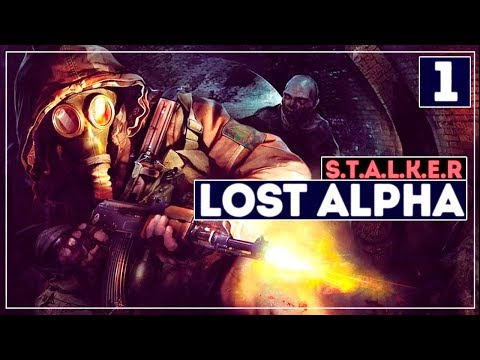 Охренительно | S.T.A.L.K.E.R LOST ALPHA #1