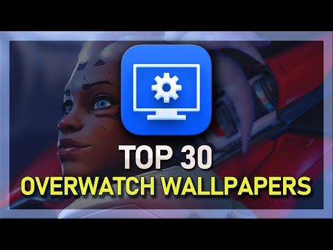 Top 30 Overwatch Animated Wallpapers - Wallpaper Engine - 2019