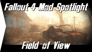 How to Change the FOV in Fallout 4