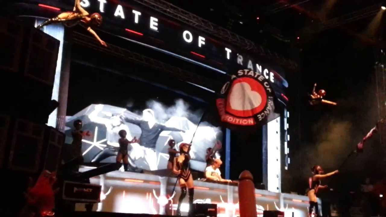 a state of trance ibiza 2013