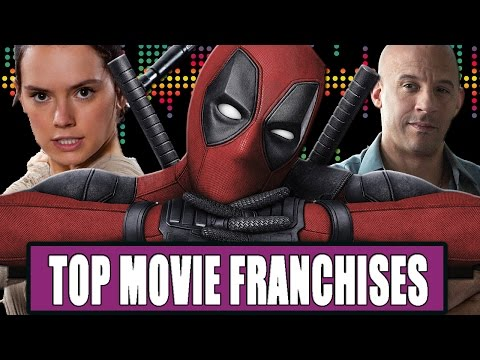 11 Most Important Movie Franchises Right Now