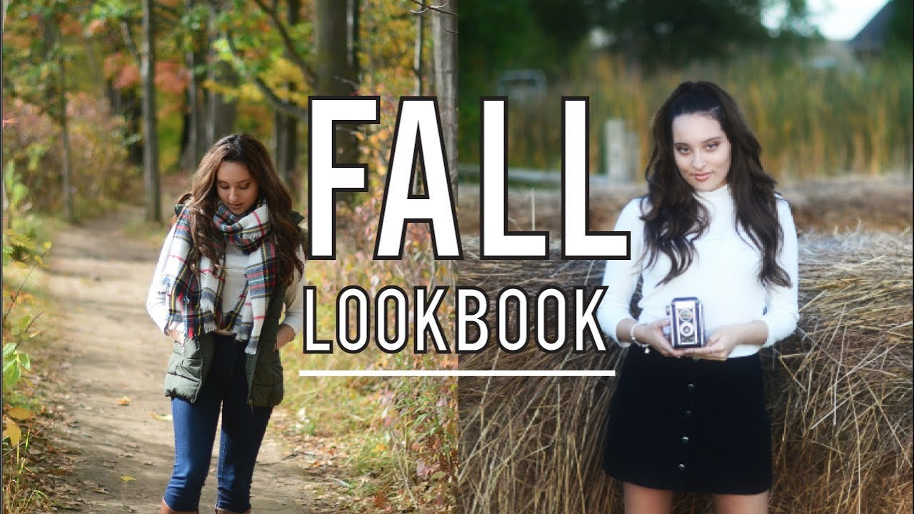 FALL LOOKBOOK 2017 | Fall Outfit Ideas 1