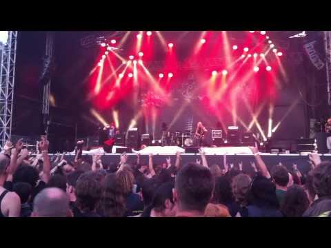 Metalcamp 2012 Sodom - Proselytism Real Live