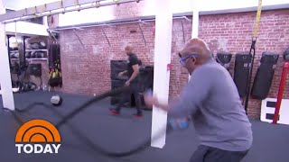 Inside Al Roker's Early Morning Workout Routine | TODAY