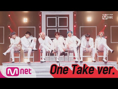 [BTS - Dionysus (One Take Ver.)] Special Stage | M COUNTDOWN 190418 EP.615