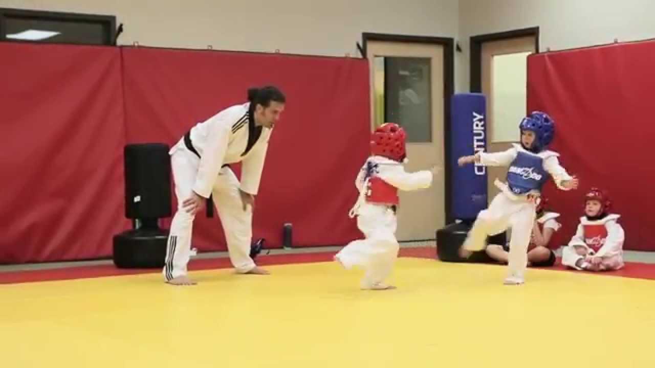 Cours de TaeKwonDo enfants 4 à 6 ans  (Karaté/kung-fu Koréen)