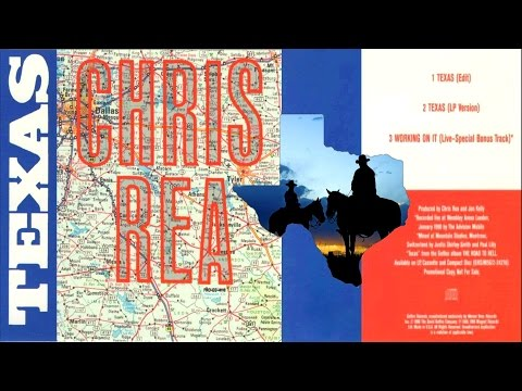 Chris Rea - Texas (LP Version, US Promo CD)