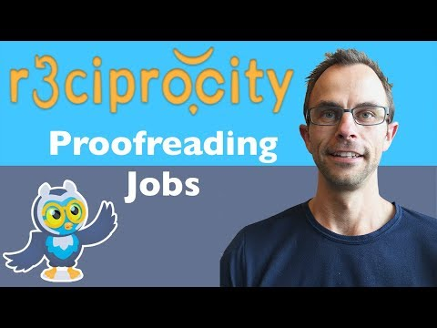 Proofreading Jobs To Work From Home: Exploring The Sharing Economy
