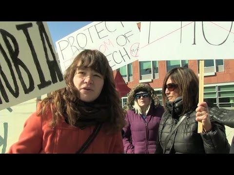 Pro M-103 SJW's Prove They Hate Free Speech