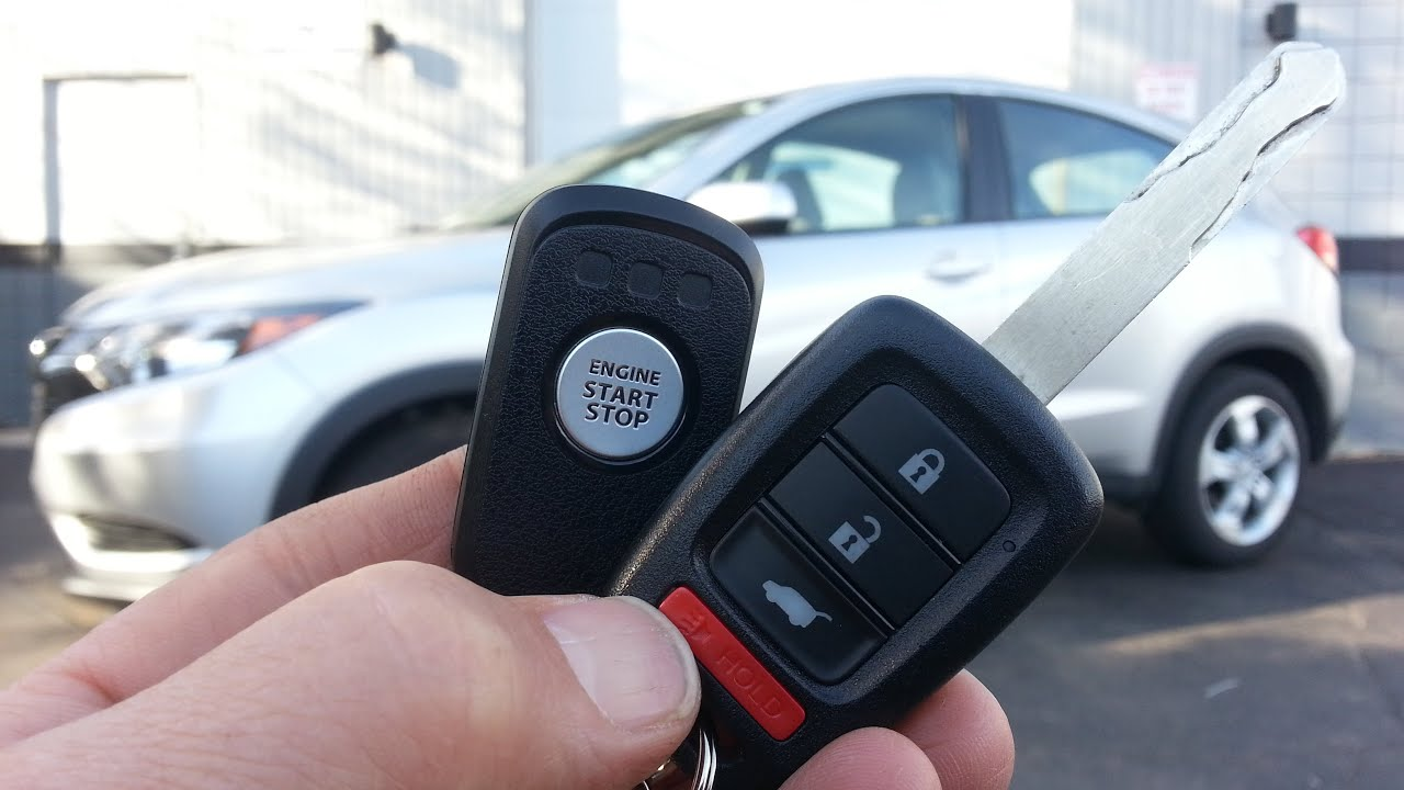 Honda Hrv 2 Way Remote Car Starter Install In Erie