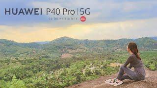 Thử leo núi cùng Huawei P40 Pro - Hành trình vô cùng đáng nhớ!