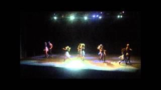 Grupo de Dança de Cruzeiro do Oeste | Festival de Dança, Loanda - PR 2014