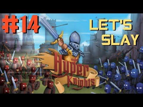 Hyper Knights: German Gameplay - Let's Slay vom Feinsten - Part #14