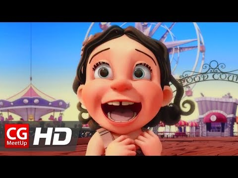 """CGI Animated Short Film: """"One Per Person"""" by Traceback Studios   CGMeetup"""