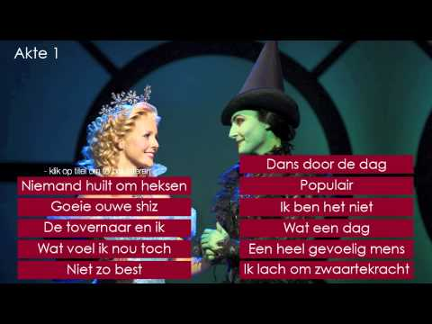 Wicked akte 1 (Willemijn, Chantal & Jim)