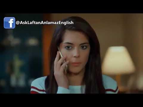 Ask Laftan Anlamaz Episode 20 Part 1 English Subtitles Youtube
