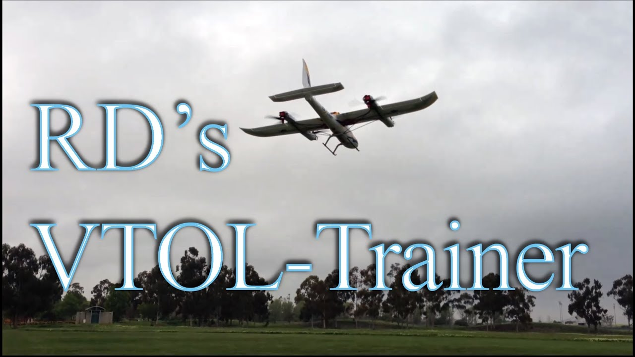 Build Log Tilt Rotor VTOL Hover Conversion Kit for Airplanes