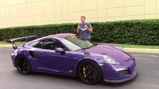 Вот почему GT3RS это наикрутейший Porsche 911
