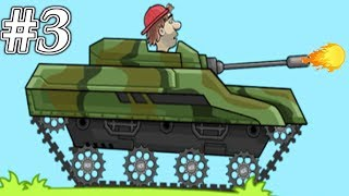 Hill Climb Racing - Gameplay Walkthrough Part 3 - Heavy Tanks is Rolling (iOS, Android)