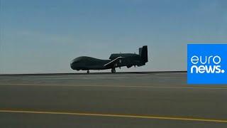 تعرف على طائرة التجسس الأمريكية التي أسقطتها إيران فوق مضيق هرمز…