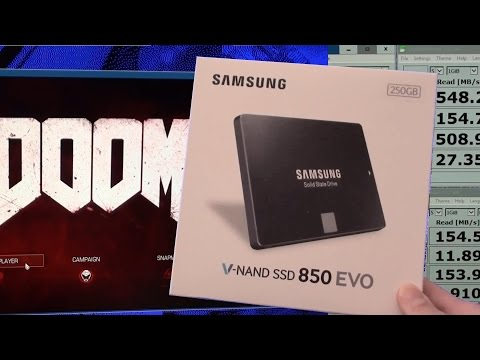 Installing an SSD for DOOM