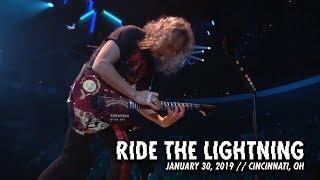 Metallica: Ride the Lightning (Cincinnati, OH - January 30, 2019)