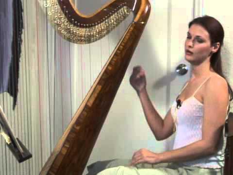 Playing a Harp: Major & Minor