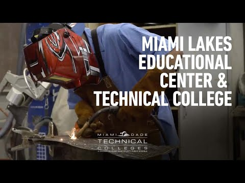 Miami Lakes Educational Center & Technical College training programs