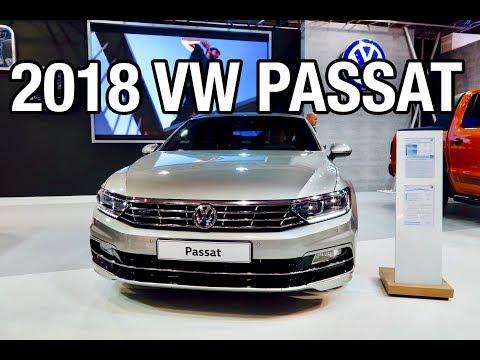 NEW 2018 Volkswagen Passat - Exterior & Interior