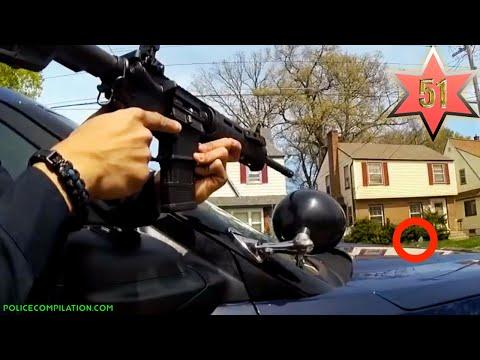 Police shooting criminals, part 51