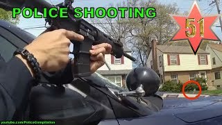 Police shooting criminals, part 51