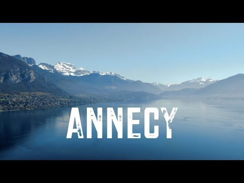 Annecy, France. French Switzerland. Short City Tour