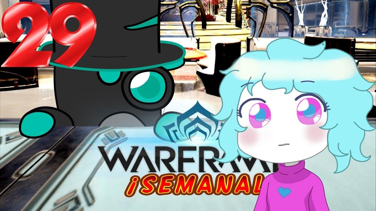 Warframe Semanal 029 - Limbo McBimbo (ANIMADO)