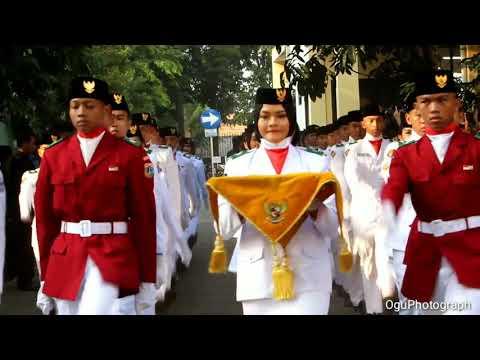 PURNA PASKIBRAKA INDONESIA JAKARTA TIMUR (PPI JT 2018_Pengibaran di Walikota Jakarta timur) Mp3