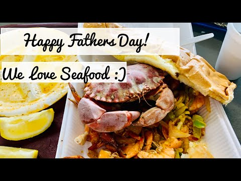 Fathers Day Vlog | $350 Budget | San Pedro Fish Market