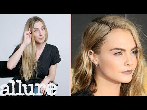 Cara Delevingne's Hairstylist Breaks Down Her Best Looks  Pretty Detailed  Allure