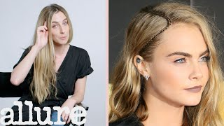 Cara Delevingne's Hairstylist Breaks Down Her Best Looks | Pretty Detailed | Allure