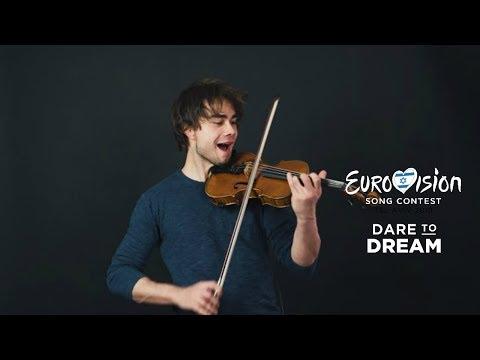 Alexander Rybak - Eurovision Violin Mashup (with Hank Von Hell & Keiino)