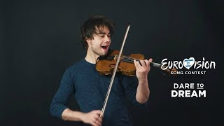 Alexander Rybak   Eurovision Violin Mashup With Hank Von Hell And Keiino