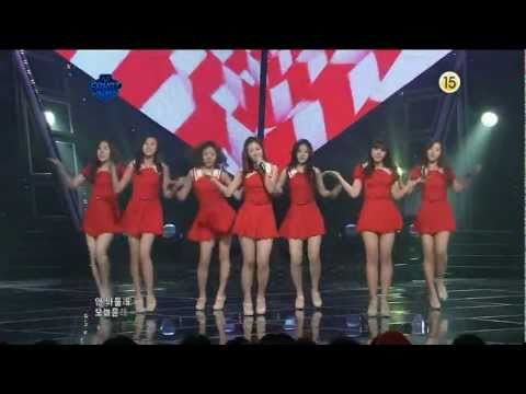 [HD] Performance 110602 A Pink - I don't know