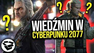 CYBERPUNK 2077 - najnowsze informacje! Wiedźmin, magia i wiele więcej! | NEWSY