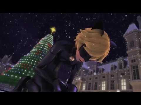 Miraculous Ladybug Christmas -Cat Noir Song